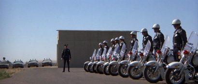 Szene aus 'Electra Glide in Blue(1973)'