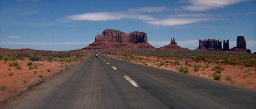 Szene aus 'Electra Glide in Blue (1973)', Copyright: MGM, Pierrot le Fou