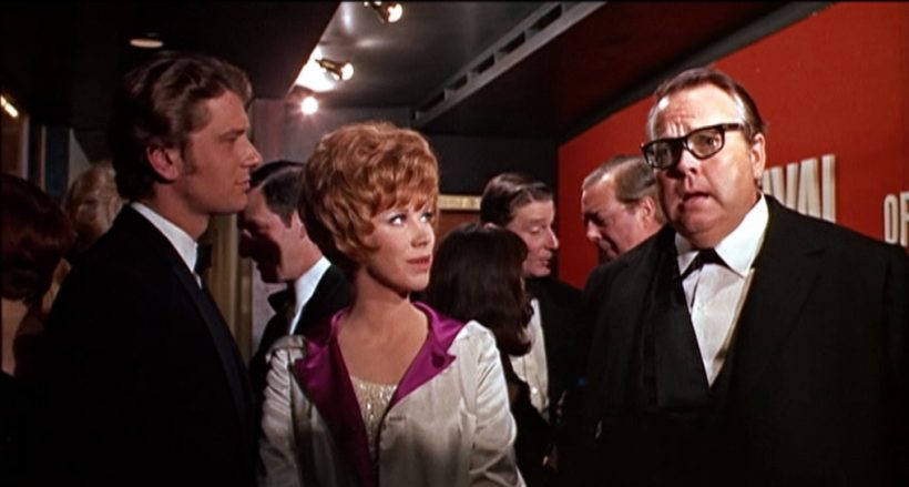 Szene aus 'I'll Never Forget What's'isname(1967)', Copyright: Universal Pictures, Universal City Studios
