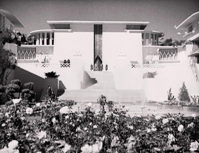 Szene aus 'Lost Horizon (1937)', Copyright: Columbia