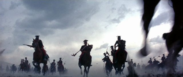 Szene aus 'The Charge of the Light Brigade(1968)'