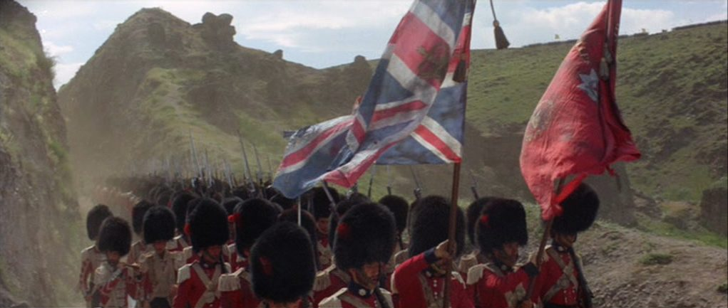 Szene aus 'The Charge of the Light Brigade (1968)', Copyright: MGM