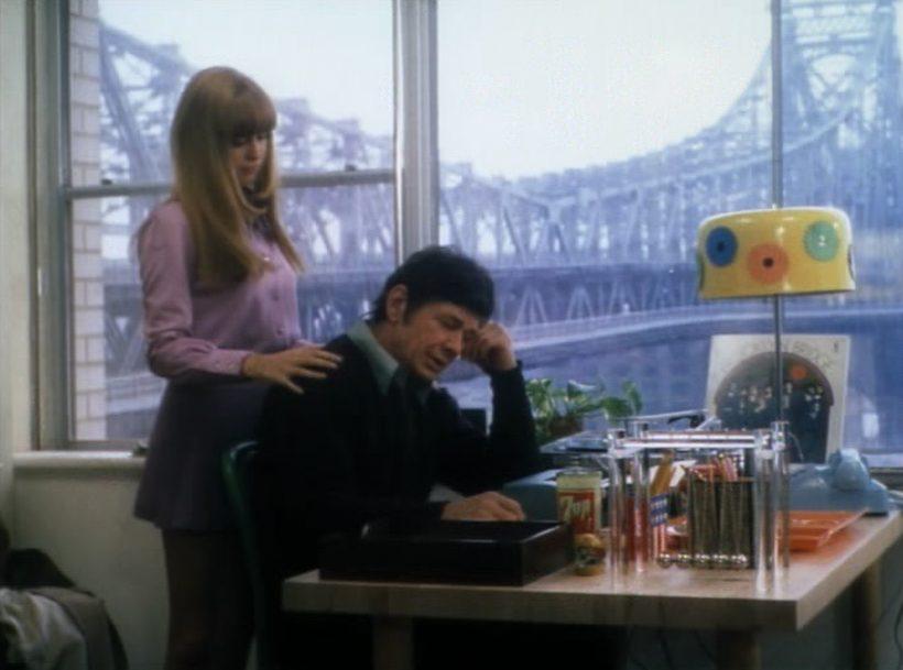 Szene aus 'Twinky(1970)', Copyright: Movie Power, World Film Services Ltd.