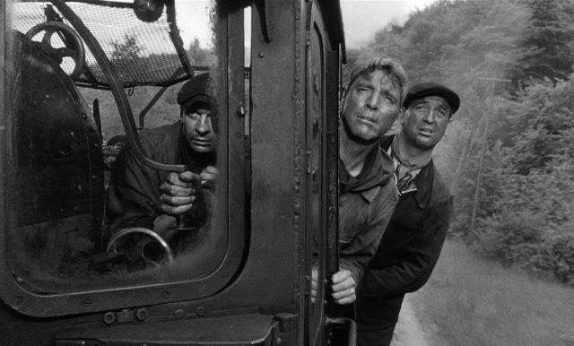 Szene aus 'The Train(1964)'