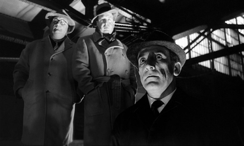 Szene aus 'Der Prozeß(1962)', Copyright: Cantharus Prod.