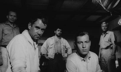 Szene aus 'Station Six-Sahara(1963)'