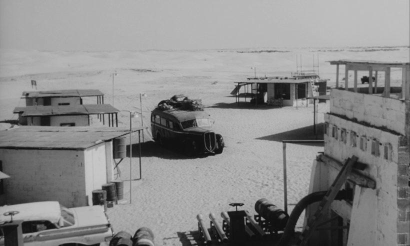 Szene aus 'Station Six-Sahara(1963)', Copyright: CCCFilmkunst