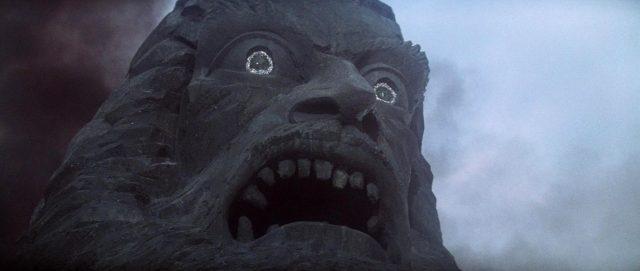 Szene aus 'Zardoz(1974)'