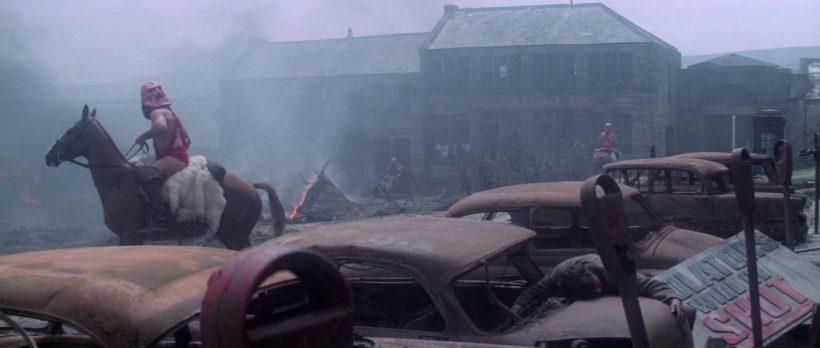 Szene aus 'Zardoz(1974)', Copyright: Twentieth Century Fox