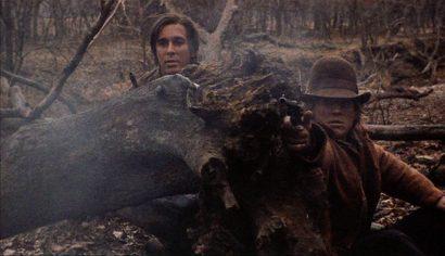 Szene aus 'Bad Company(1972)'