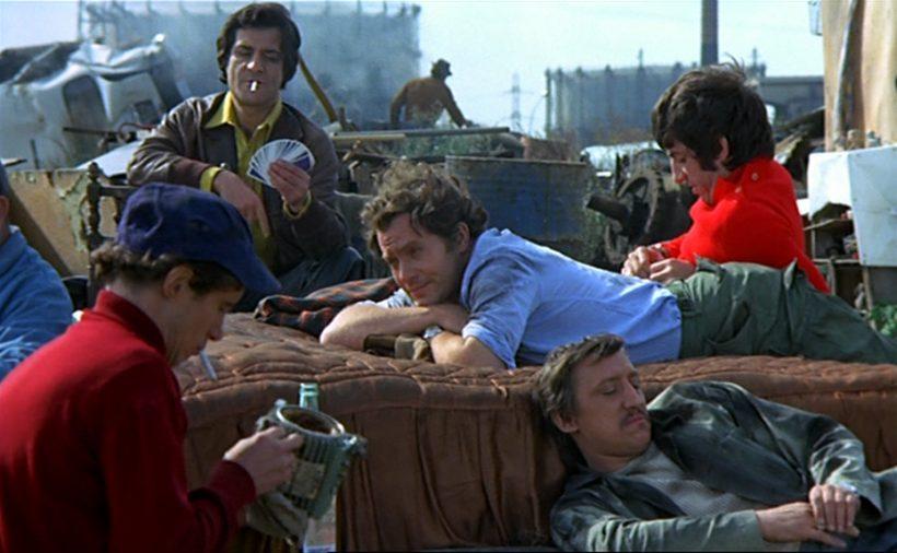 Szene aus 'Das Mädchen und der Kommissar(1971)', Copyright: Lira Films, Studiocanal, Fida
