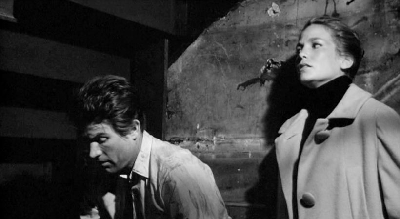 Szene aus 'Mickey One(1965)', Copyright: Florin Corp., Tatira Prod.
