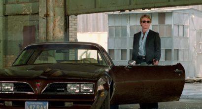 Szene aus 'The Driver(1978)'