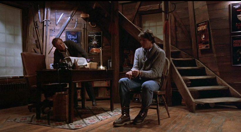 Szene aus 'Deathtrap(1982)', Copyright: Warner Bros.