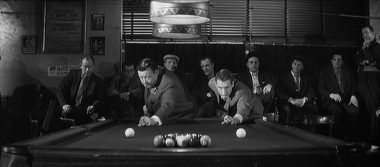 Szene aus 'The Hustler(1961)'