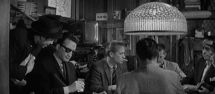 Szene aus 'The Hustler (1961)', Copyright: Rossen Enterprises, Twentieth Century Fox