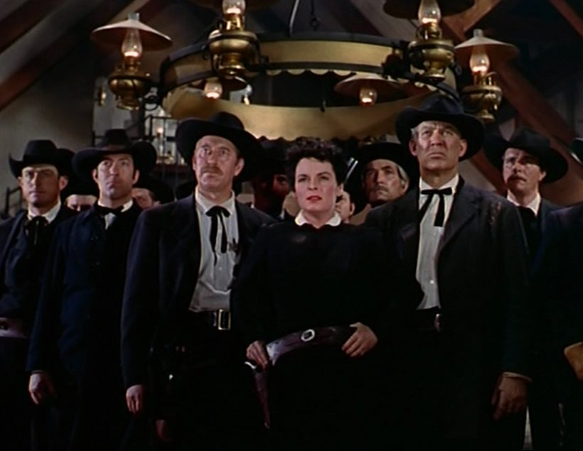 Szene aus 'Johnny Guitar (1952)', Copyright: Republic Pictures