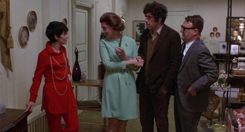 Szene aus 'Little Murders(1971)', Copyright: Twentieth Century Fox, Brodsky-Gould Prod.