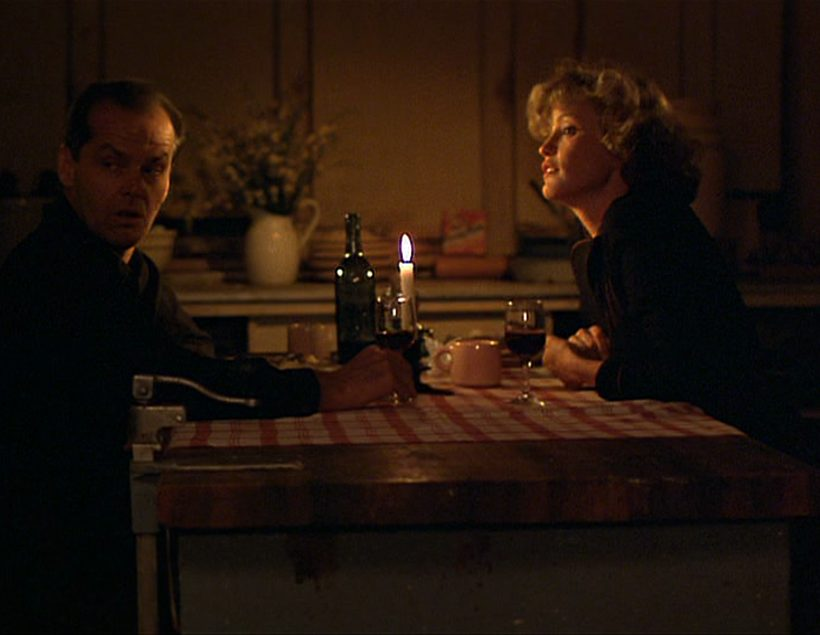 Szene aus 'The Postman Always Rings Twice (1981)', Copyright: Lorimar