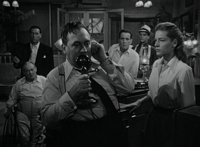 Szene aus 'Key Largo(1948)'