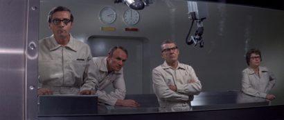 Szene aus 'The Andromeda Strain(1971)'