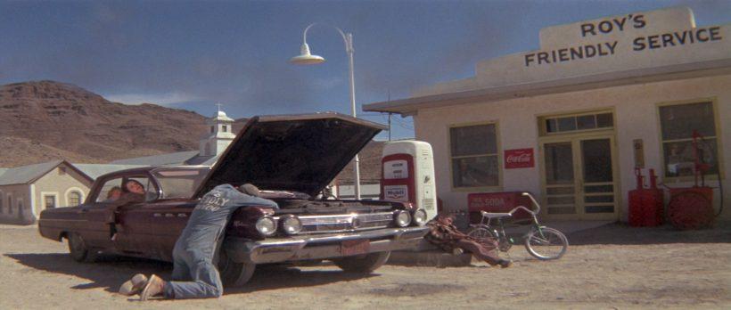 Szene aus 'The Andromeda Strain(1971)', Copyright: Universal