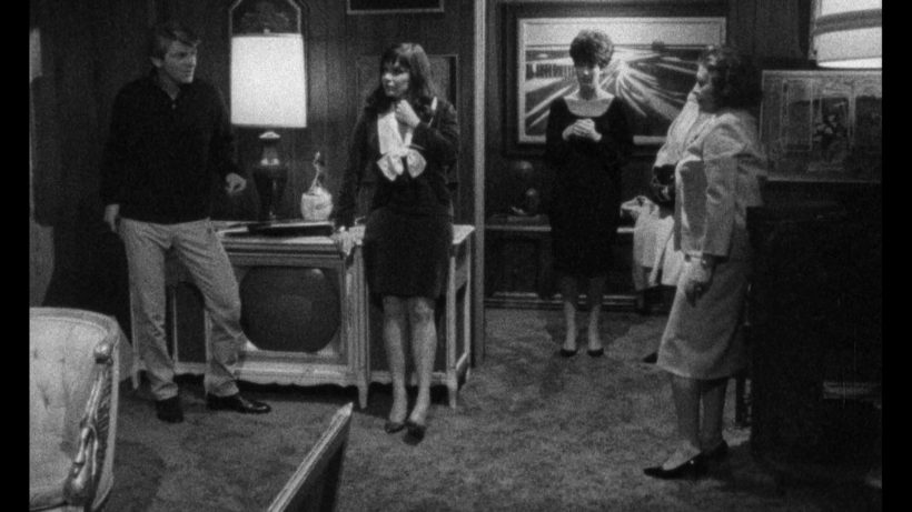 Szene aus 'Faces(1968)', Copyright: John Cassavetes