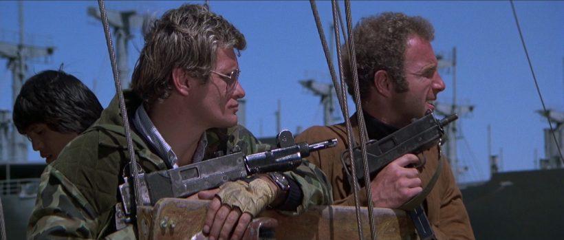 Szene aus 'Die Killer-Elite(1975)', Copyright: MGM, Exeter Associates