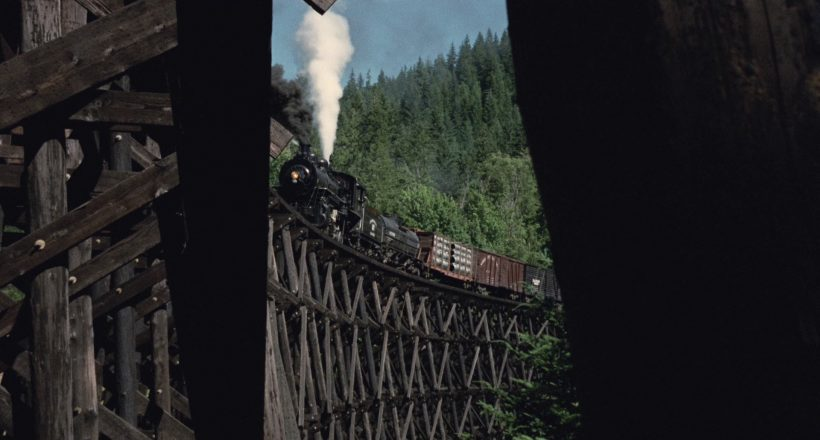 Szene aus 'Emperor of the North (1973)', Copyright: Twentieth Century-Fox