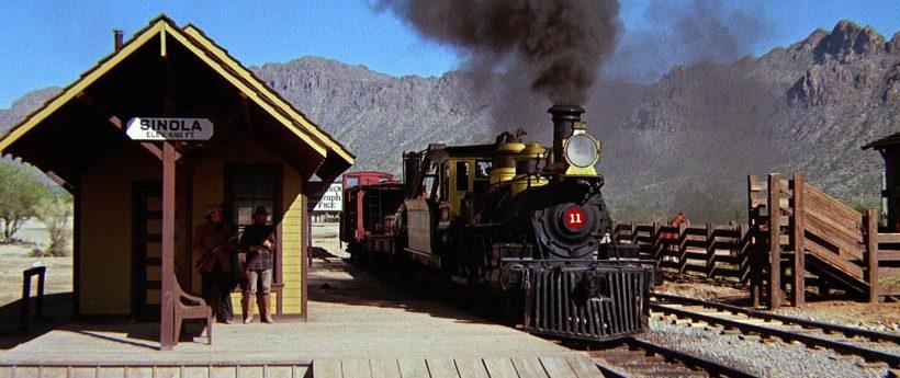 Szene aus 'Sinola(1972)', Copyright: Universal, Malpaso