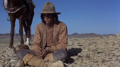 Szene aus 'Billy Two Hats(1974)'