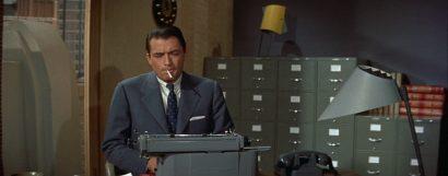 Szene aus 'Der Mann im grauen Flanell(1956)'