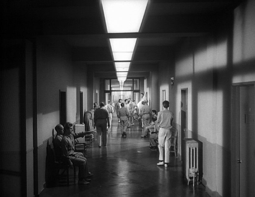 Szene aus 'Shock Corridor(1963)', Copyright: F&FProd., Kinowelt