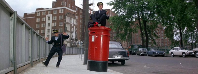 Szene aus 'Bedazzled (1967)', Copyright: Twentieth Century Fox