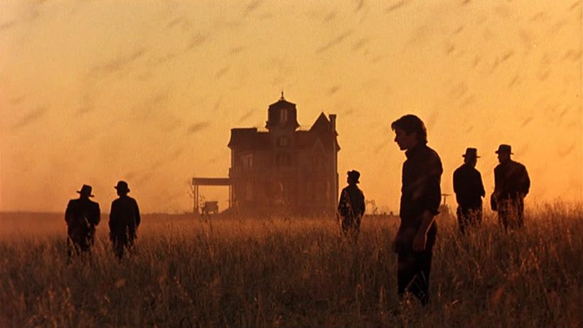 Szene aus 'Days of Heaven (1978)', Copyright: Paramount