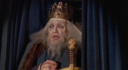 Szene aus 'The Dresser(1983)'