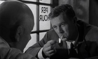 Szene aus 'The Killing(1956)'