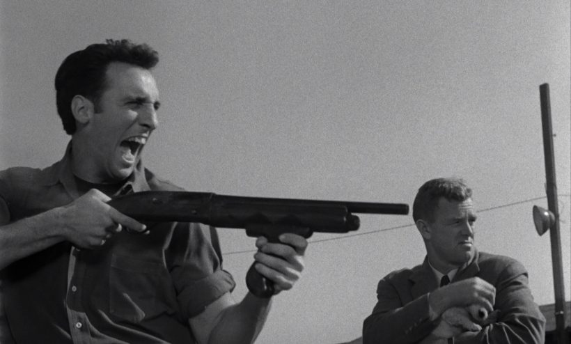 Szene aus 'The Killing (1956)', Copyright: Harris-Kubrick Pictures, MGM