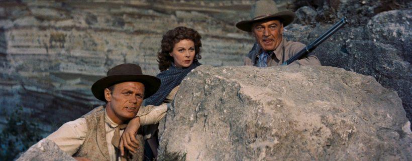 Szene aus 'Der Garten des Bösen(1954)', Copyright: Twentieth Century-Fox