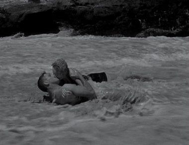 Szene aus 'Verdammt in alle Ewigkeit(1953)'