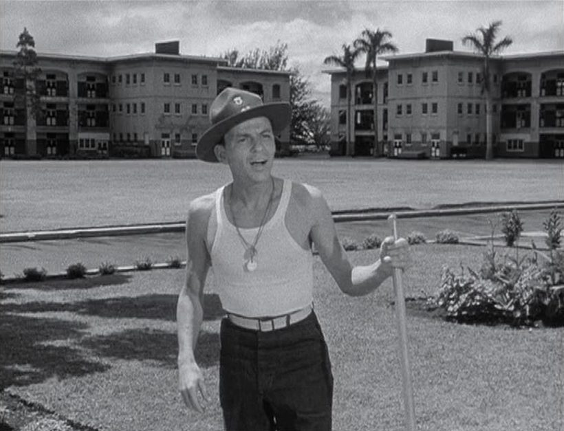 Szene aus 'Verdammt in alle Ewigkeit(1953)', Copyright: Columbia Pictures