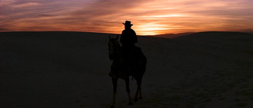Szene aus '400Meilen westwärts(1975)', Copyright: Vista Company, Columbia Pictures