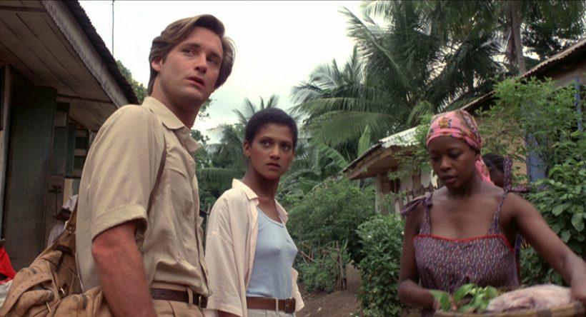 Szene aus 'Die Schlange im Regenbogen(1988)', Copyright: Serpent and the Rainbow Prod.