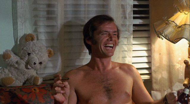 Szene aus 'Five Easy Pieces(1970)'