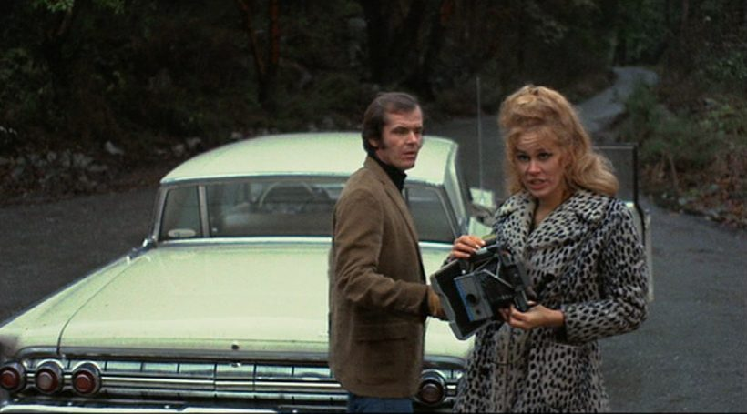 Szene aus 'Five Easy Pieces (1970)', Copyright: Columbia Tristar