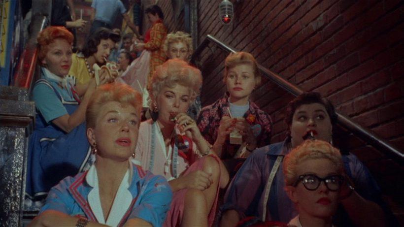 Szene aus 'Picknick im Pyjama(1957)', Copyright: Warner Bros. Pictures