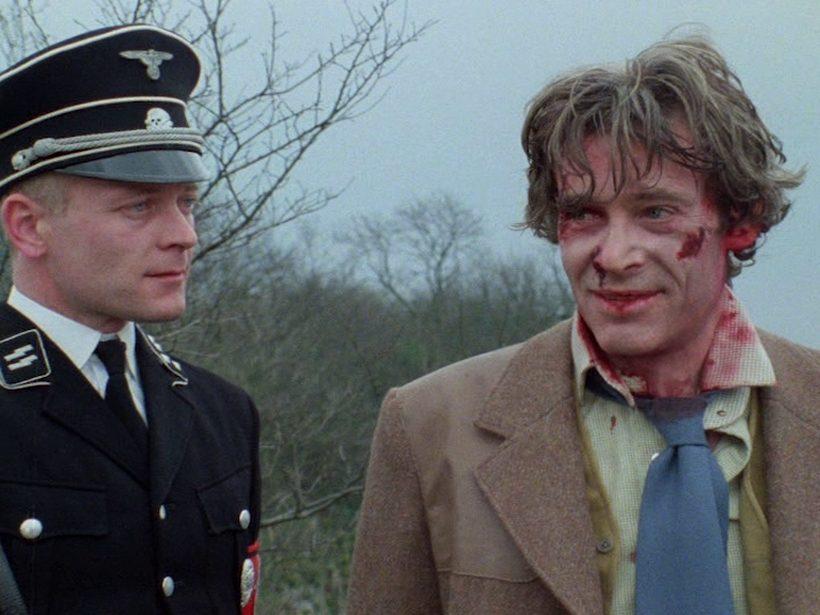 Szene aus 'Rogue Male(1976)', Copyright: BBC