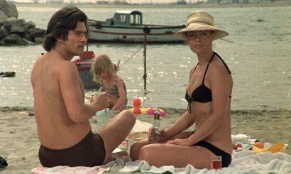 Szene aus 'Cesar und Rosalie(1972)'