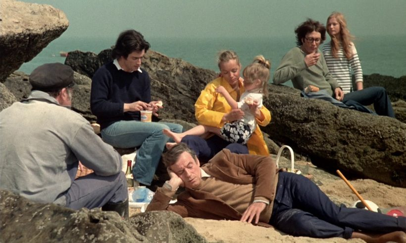 Szene aus 'Cesar und Rosalie(1972)', Copyright: Studiocanal, Mega Films, Paramount Orion Film Prod.