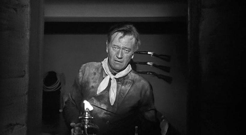 Szene aus 'Der Mann, der Liberty Valance erschoß(1962)', Copyright: Paramount, John Ford Prod.